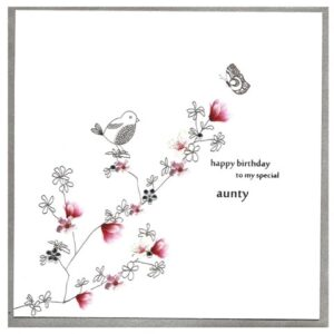 Auntie/Uncle/Niece/Nephew Cards