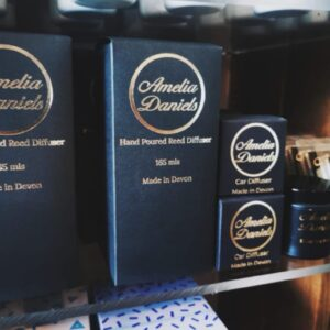 Amelia Daniels- Wax Melts Scented Candles Reed & Car Diffusers